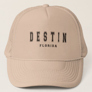 Destin Florida Trucker Hat