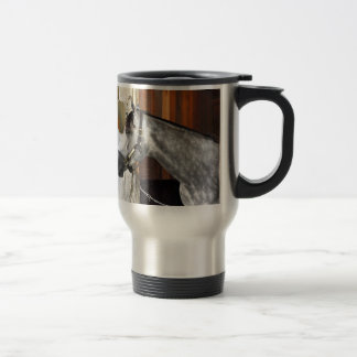 Destin - Horse Haven Travel Mug