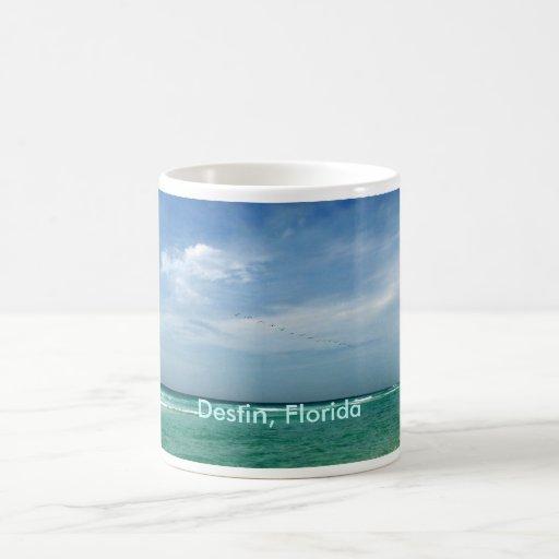 Destin, la Florida Taza