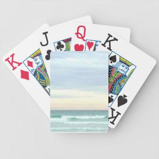 Destin Ocean Bicycle Playing Cards