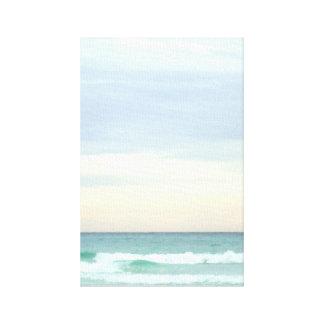 Destin Ocean Canvas Print