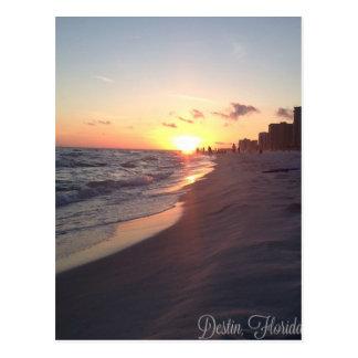 Destin, postal de la Florida