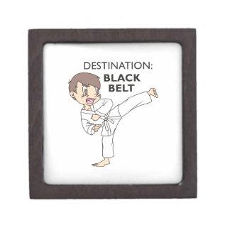 DESTINATION BLACK BELT PREMIUM GIFT BOX