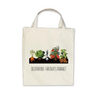 Destination: Farmer's Market Bags
