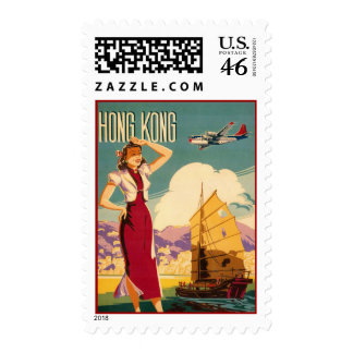 Destination Hong Kong Custom Postage