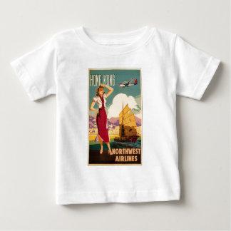 Destination: Hong Kong Infant T Baby T-Shirt