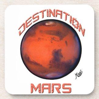 Destination Mars Coasters