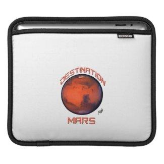 Destination Mars Electronics Case