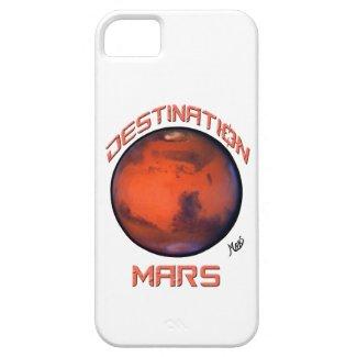Destination Mars iPhone 5 Case