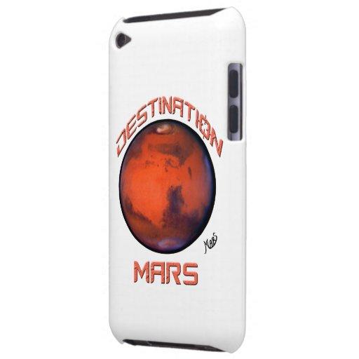 Destination Mars iPod Touch Case