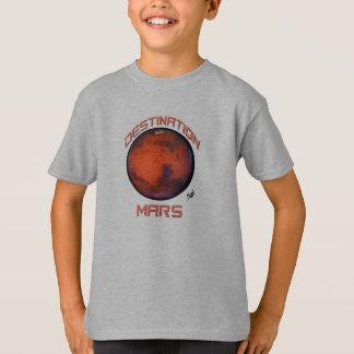 Destination Mars Kid's T-Shirt