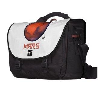 Destination Mars Laptop Commuter Bag