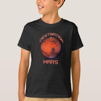 Destination Mars T-Shirt For Kids
