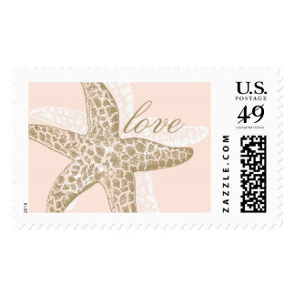 Destination Pink Starfish | Atelier Isabey Stamps