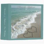 Destination Wedding Album Binder or Planner