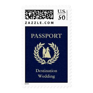 destination wedding passport postage
