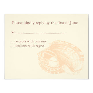 Destination Wedding RSVP Card