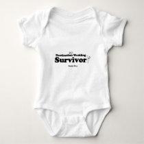 destination-wedding-survivor_mug_shots baby bodysuit