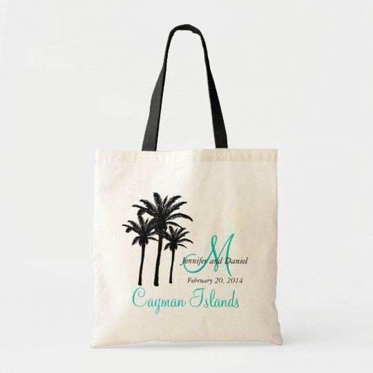Jamaica Destination Wedding Gift Bag Ideas : Destination Wedding Tote Bags Caribbean Zazzle