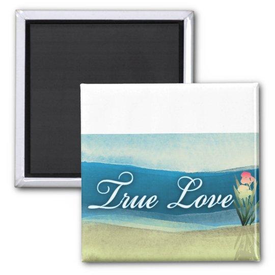 Destination wedding  - true love magnet