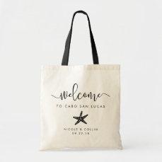 Destination Wedding Welcome Bag | Starfish