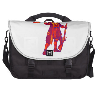 DESTINED FOR GLORY COMMUTER BAG