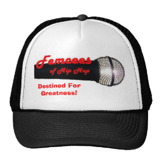 Destined For Greatness! Cap Trucker Hat