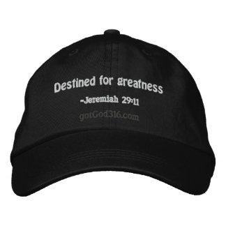 Destined for greatness gotGod316.com Baseball Cap