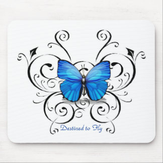 Destined to Fly II Mouse Pad Butterfly Collection