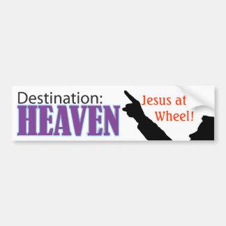 Destino CIELO ¡JESÚS en la rueda