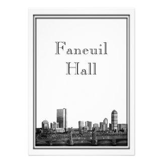 Destino de Boston que casa a Faneuil Pasillo Comunicados Personales