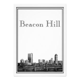 Destino de Boston que casa Beacon Hill Comunicados