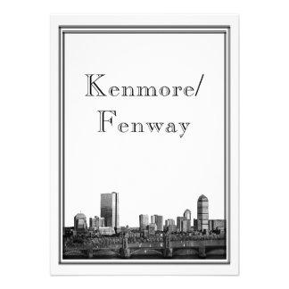 Destino de Boston que casa Kenmore Fenway Comunicado Personal