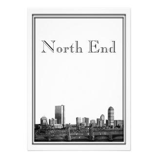 Destino de Boston que casa North End Comunicados