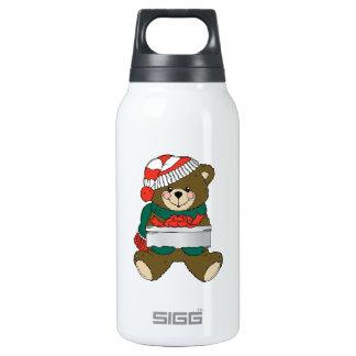 Destino de la media del invierno del oso del día