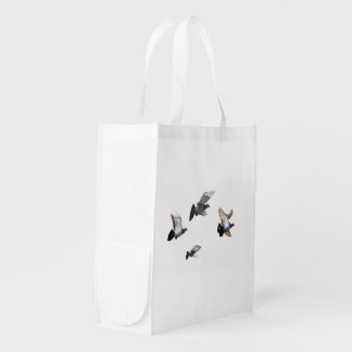 Destino del amor de la paz de la naturaleza del bolsas para la compra