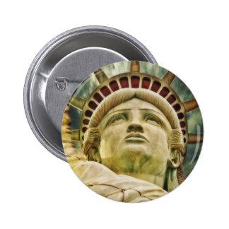 Destino del amor de la paz de New York City de la Pins