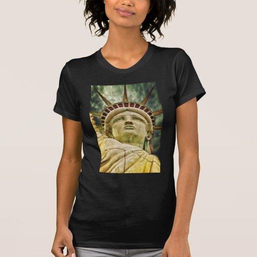 Destino del amor de la paz de New York City de la  Camiseta