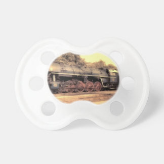 Destino del motor de Steampunk del ferrocarril del Chupetes Para Bebés