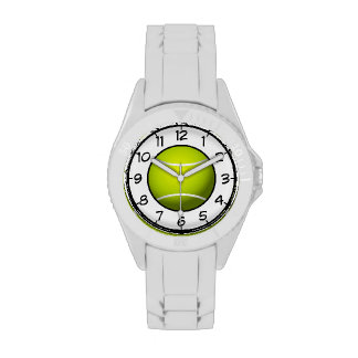 Destino del tenis del equipo de la medicina de relojes