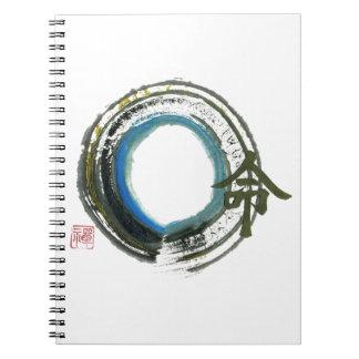 Destino en el zen, Enso Libro De Apuntes Con Espiral