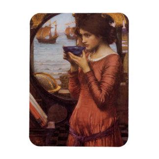 Destino John William Waterhouse Imanes De Vinilo