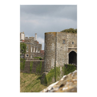 Destino medieval del fiesta del castillo de los le papelería de diseño