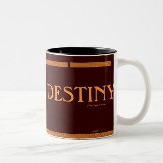 """""""Destiny"""" / 15 oz coffee mug /Sally Coupe Jacobson"""