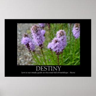 Destiny Blazing Star Poster