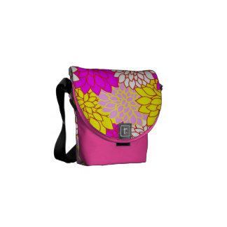 Destiny Blossoms Messenger Bags
