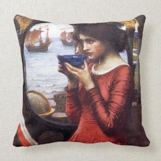DESTiNY, by John William Waterhouse, 1900 Pillow