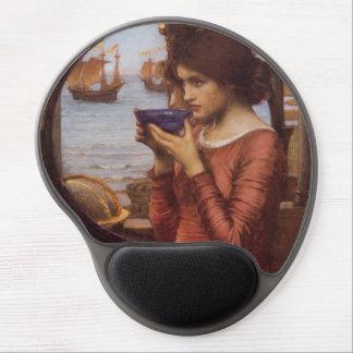 Destiny by John William Waterhouse Gel Mousepads