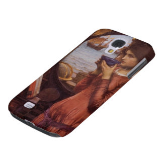 Destiny by JW Waterhouse, Vintage Victorian Galaxy S4 Cases