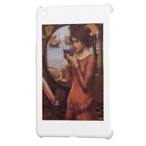 Destiny by JW Waterhouse, Vintage Victorian iPad Mini Covers